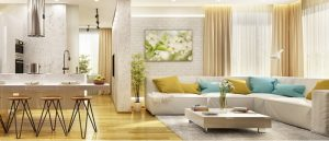 Ideas to decorate your living room walls