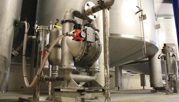 Futuristic Chemical Pumps