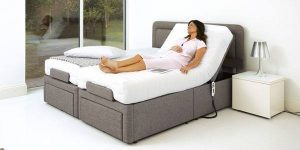 Best adjustable bed with USB ports
