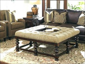 Right ottoman for home